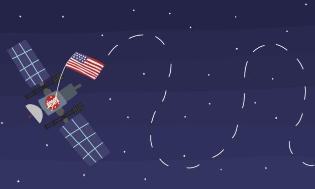 Space Force all the Way! – Trumpin hanke avaruusvoimien perustamiseksi nosti avaruussodankäynnin pinnalle