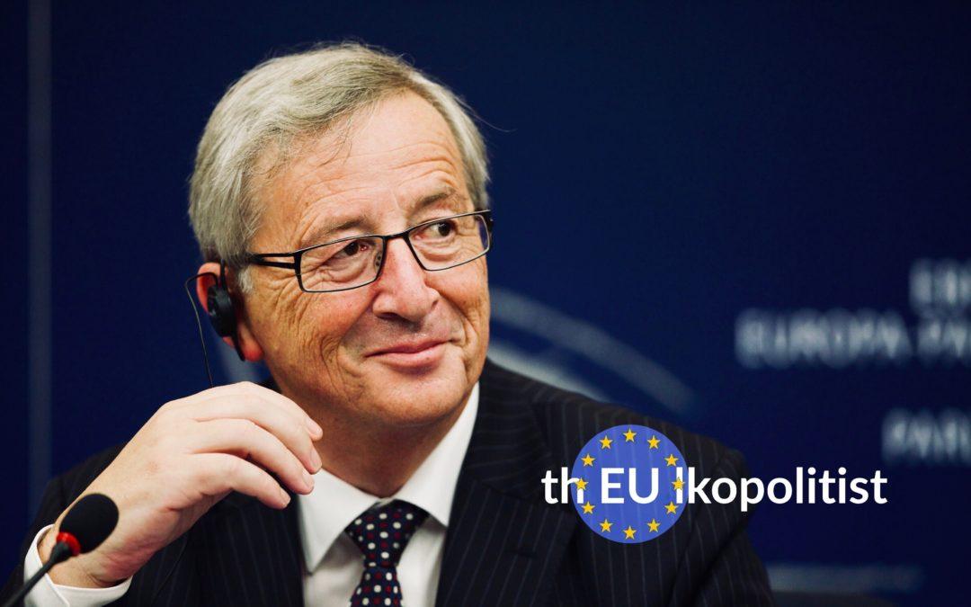 EU-viikko, osa 4: Viisi vuotta vallan kahvassa – Mistä muistamme Junckerin EU-komission?