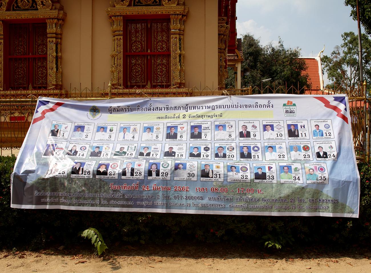 Thaimaassa kytee, kun parlamenttivaalien jälkipyykki syventää maan poliittista jakautuneisuutta