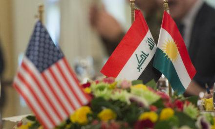 Oppikirjaesimerkkejä opportunismista – kurdit Yhdysvaltojen keppihevosena Lähi-idässä