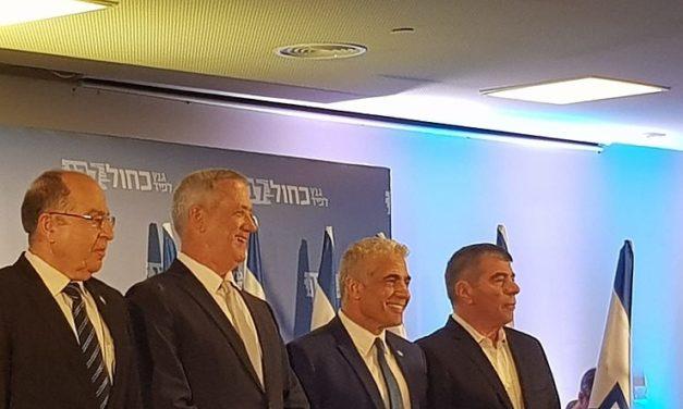 Katkaiseeko keskustan kenraaliliittouma Netanjahun valtakauden?