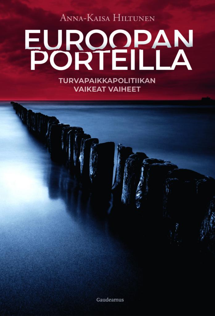 Euroopan porteilla -kirjan kansi.