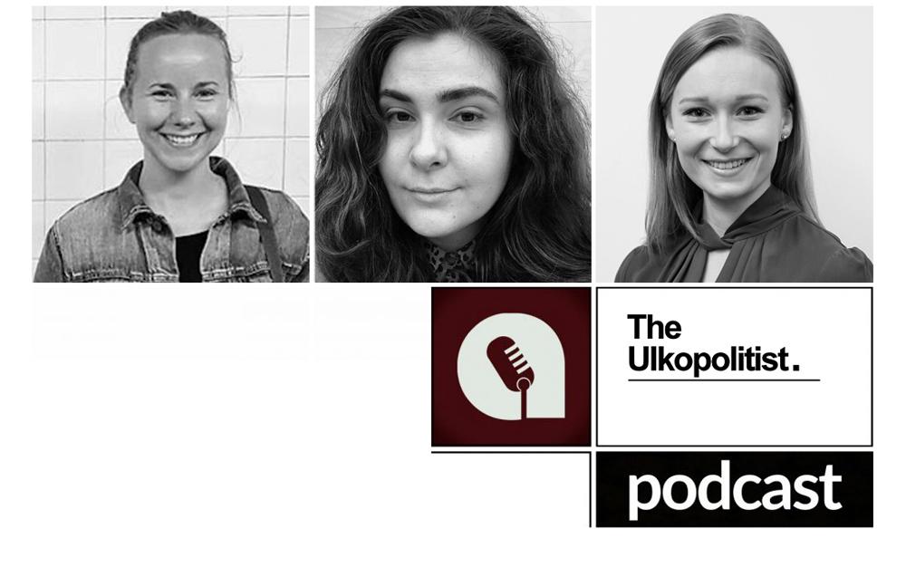 Podcast: Ulkopolitiikka kuuluu kahvipöytiin