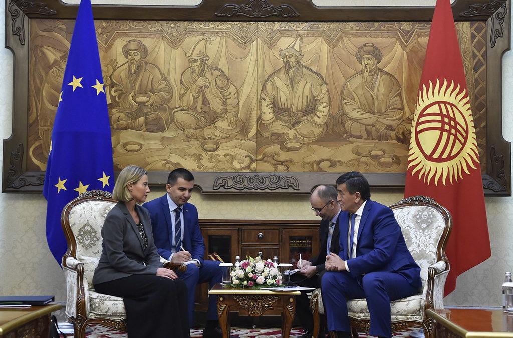 Kommentti: EU:n uusi Keski-Aasian strategia on edeltäjäänsä konkreettisempi