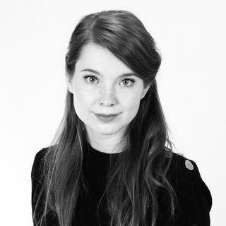 henkilökuva Annastina Haapasaari