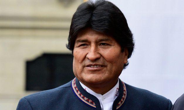 Etelä-Amerikan supervaalikausi – Osa I: Bolivian vaaleissa puhutaan Evo Moralesista, Evo Moralesista ja Evo Moralesista