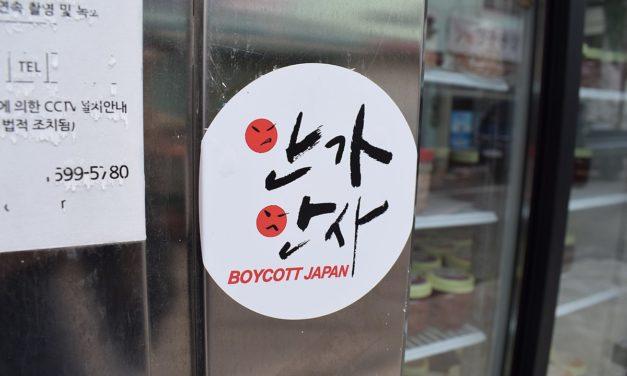 Japanin ehdoton linja kiistassa Etelä-Korean kanssa ei jätä tilaa kompromissille