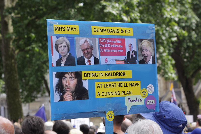 Brexit: kuka kukin on?